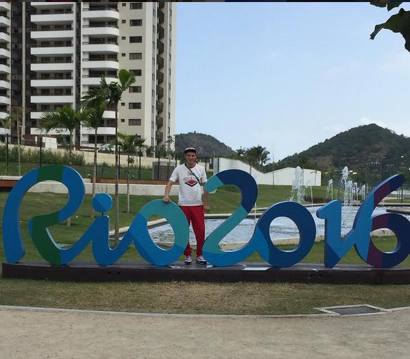 Олимпиада вРио: Андрей Замковой проиграл кенийцу Рейтону Ндуку Оквири
