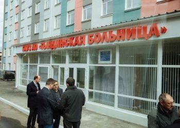 Василий Орлов: «К 1 ноября откроется обновленный хирургический корпус в Тынде»