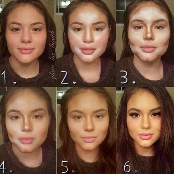 Как сделать красивый правильный макияж