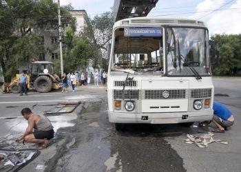 Улицу Красноармейскую, где произошла серьезная авария, открыли для движения