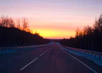 Росавтодор отменил два аукциона на реконструкцию дальневосточных дорог федерального значения